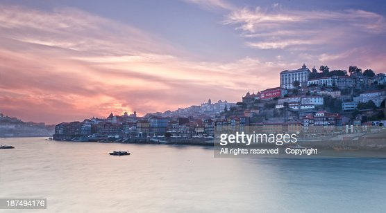 Sweet Sunset (Oporto)