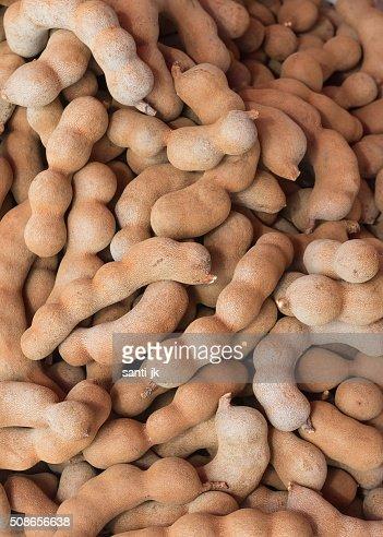 sweet tamarind : Stock Photo