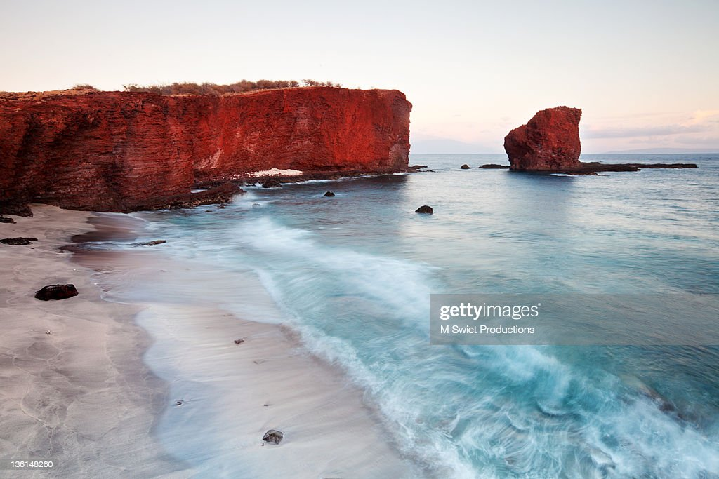 Sweetheart rock : Foto de stock