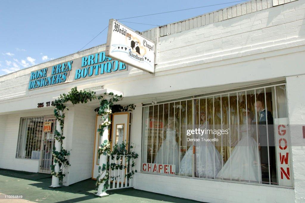 Las vegas wedding chapels getty images for Wedding chapels in las vegas nevada