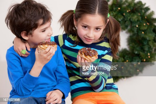 Sweety fun : Stock Photo