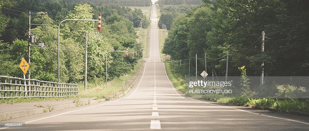 Swell / Road / Nakashibetsu