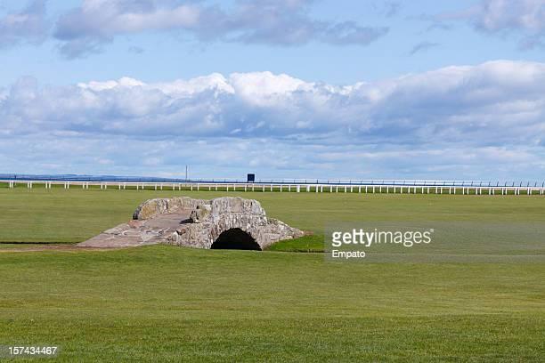 Swilken Bridge, Old Course, St Andrews. (XL)