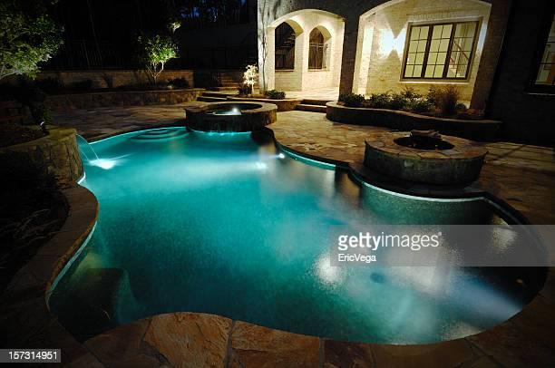 Swim in Luxury