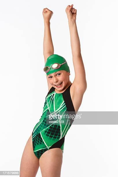 Schwimmer Feiern