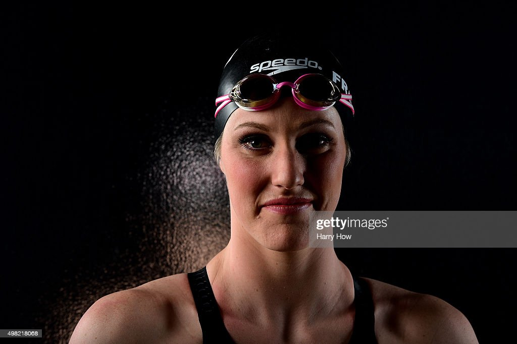 Swimmer <a gi-track='captionPersonalityLinkClicked' href=/galleries/search?phrase=Missy+Franklin+-+Swimmer&family=editorial&specificpeople=6623958 ng-click='$event.stopPropagation()'>Missy Franklin</a> poses for a portrait at the USOC Rio Olympics Shoot at Quixote Studios on November 21, 2015 in Los Angeles, California.