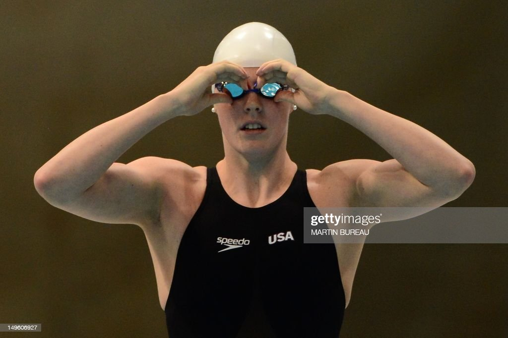 Missy Franklin | Getty Images