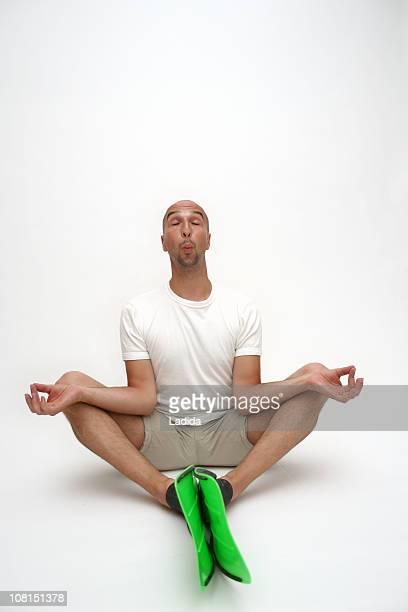 Les nageurs de yoga