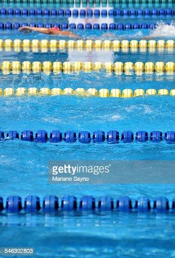 Swimming Lap Pool Lane Markers