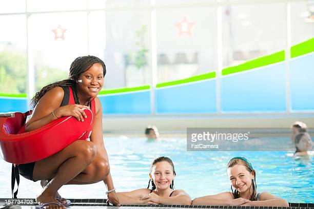 Le lezioni di nuoto