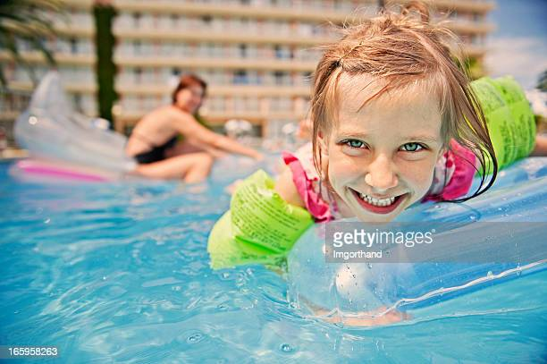 Swimming pool fun