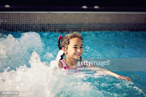 Hot Tub Girls Stock Photos And Pictures Getty Images