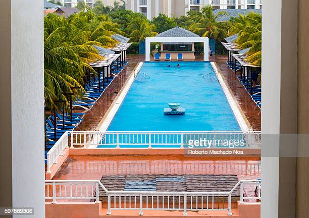 Swimming pool Hotel Playa Cayo Santa Maria in Cuba The hotel is a Gaviota Group own brand and it is very popular with international tourism visiting...