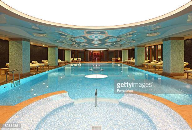 Swimmingpool im Hotel Spa (İndoor