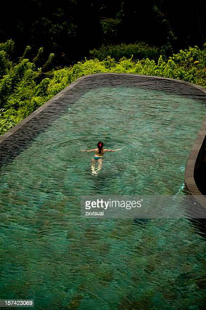 Swimming Pool in Ubud Bali