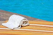 poolside towel