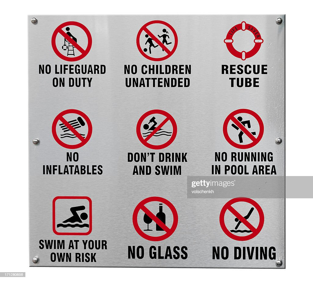 Swimming Safety Stock Photo Getty Images