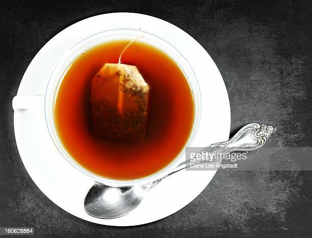 Swimming Teabag