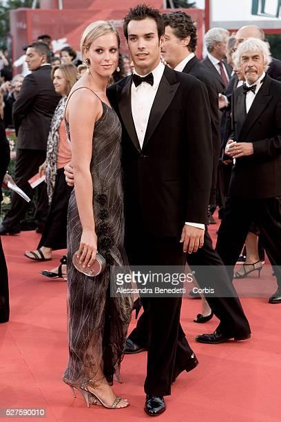 Swimming World champion Federica Pellegrini and boyfriend Luca Marin