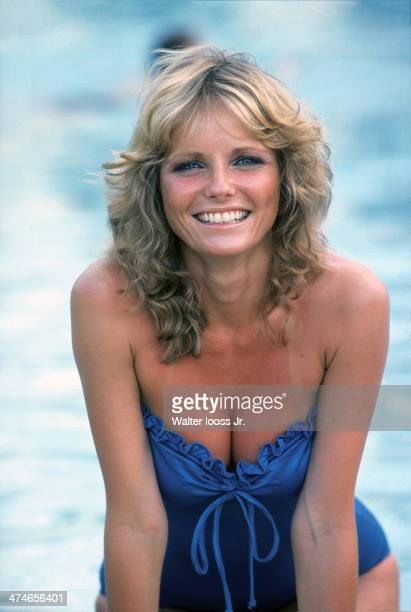 Swimsuit Issue 1978 Model Cheryl Tiegs poses for the 1978 Sports Illustrated Swimsuit issue in Manaus Brazil PUBLISHED IMAGE CREDIT MUST READ Walter...