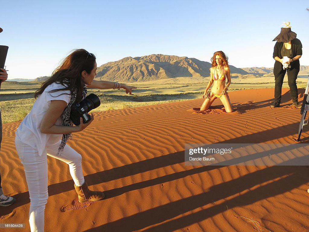 Behind the Scenes, Sports Illustrated, Swimsuit 2013