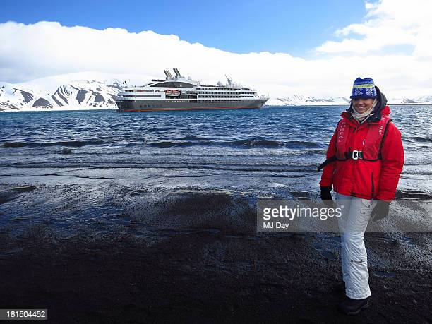 Swimsuit Issue 2013 Behind the scenes of the 2013 Sports Illustrated Swimsuit issue on December 2 2012 in Antarctica Pictured model Kate Upton CREDIT...