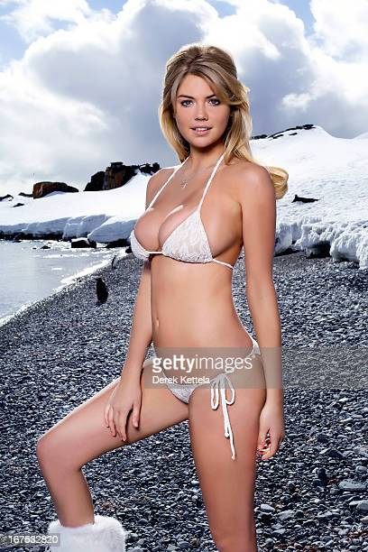 Swimsuit Issue 2013 Model Kate Upton poses for the 2013 Sports Illustrated Swimsuit issue on December 2 2012 in UNSPECIFIED Antarctica CREDIT MUST...