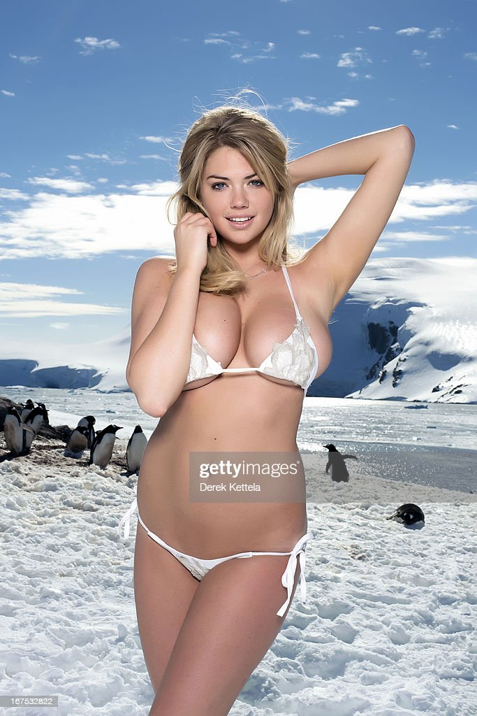 Model <a gi-track='captionPersonalityLinkClicked' href=/galleries/search?phrase=Kate+Upton&family=editorial&specificpeople=7488546 ng-click='$event.stopPropagation()'>Kate Upton</a> poses for the 2013 Sports Illustrated Swimsuit issue on December 2, 2012 in UNSPECIFIED, Antarctica.