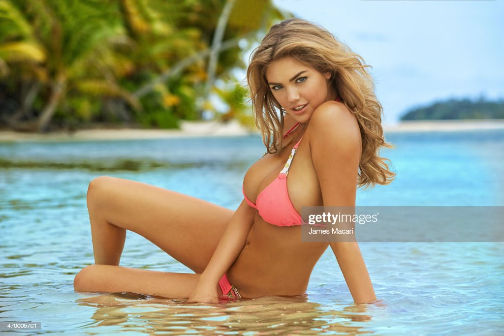 Model <a gi-track='captionPersonalityLinkClicked' href=/galleries/search?phrase=Kate+Upton&family=editorial&specificpeople=7488546 ng-click='$event.stopPropagation()'>Kate Upton</a> poses for the 2014 Sports Illustrated Swimsuit issue on November, 02, 2013 in Aitutaki, Cook Islands. PUBLISHED IMAGE.