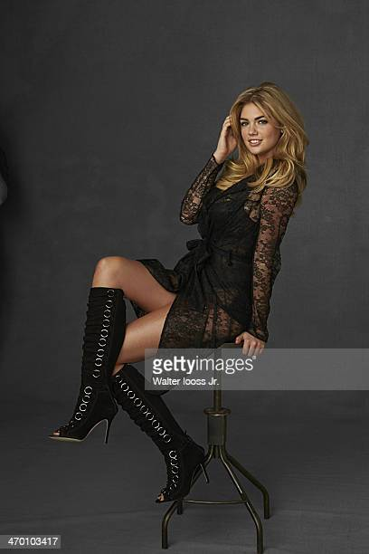 Kate Upton And Boots Stock Photos And Pictures Getty Images