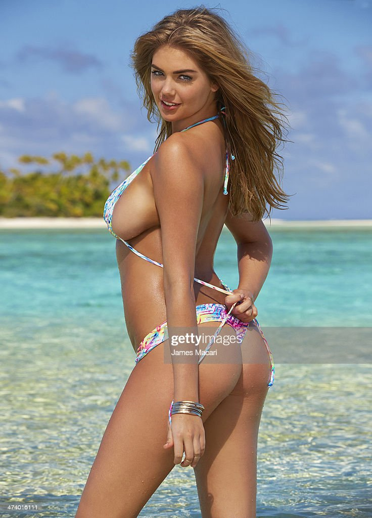 Model <a gi-track='captionPersonalityLinkClicked' href=/galleries/search?phrase=Kate+Upton&family=editorial&specificpeople=7488546 ng-click='$event.stopPropagation()'>Kate Upton</a> poses for the 2014 Sports Illustrated Swimsuit issue on October 29, 2013 in Aitutaki, Cook Islands. PUBLISHED IMAGE.