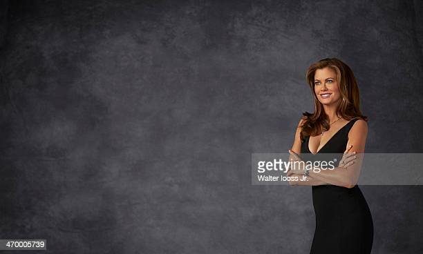 Swimsuit Issue 2014 Model Kathy Ireland poses for the 2014 Sports Illustrated Swimsuit issue on November 20 2013 in Los Angeles California PUBLISHED...