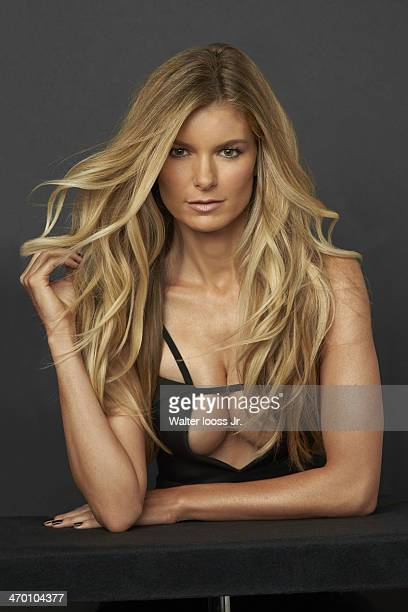 Swimsuit Issue 2014 Model Marisa Miller poses for the 2014 Sports Illustrated Swimsuit issue on October 17 2013 in New York City PUBLISHED IMAGE...