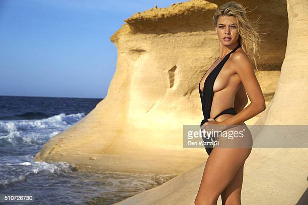 Model Kelly Rohrbach poses for the 2016 Sports Illustrated Swimsuit issue on September 24 2015 in Malta PUBLISHED IMAGE CREDIT MUST READ Ben...