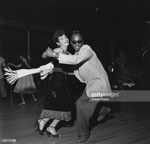 Swing dancing at the Savoy Ballroom in Harlem New York 1947