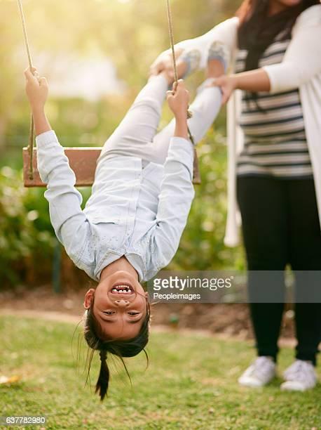 Swing high, swing low!
