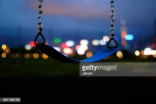 Swing it : Foto de stock