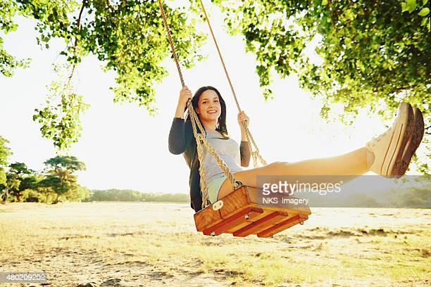 Swing towards your dreams