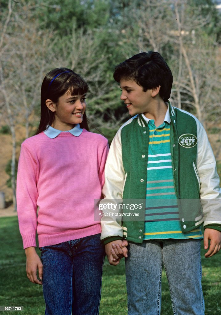 YEARS 'Swingers' Season One 3/22/88 Winnie and Kevin shared their first kiss
