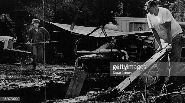 AUG 5 1970 AUG 6 1970 Swirly Wafers Wreak Havoc in the