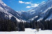 Swiss Alps, Klosters, Switzerland