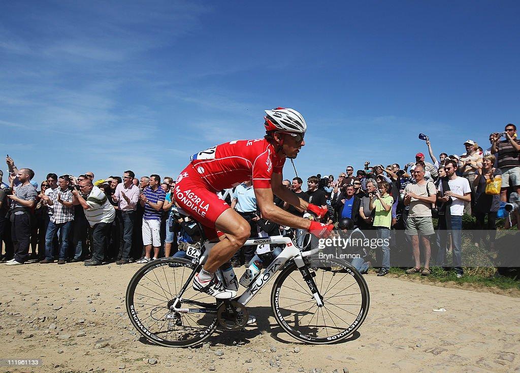 2011 Paris - Roubaix Cycle Race