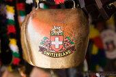 Swiss cow bell