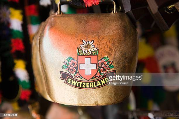Swiss cow bell