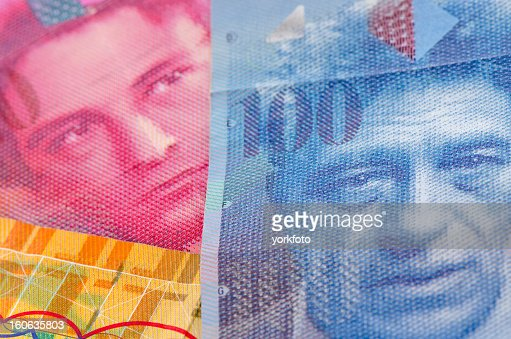 Swiss currency francs