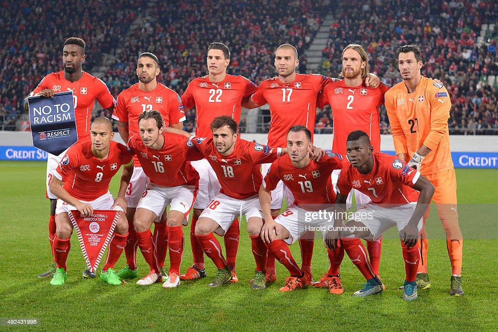 Switzerland v San Marino - UEFA EURO 2016 Qualifier ...