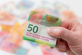 Swiss Francs (CHF)