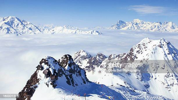Swiss Mountain Tops, Mont Fort Verbier
