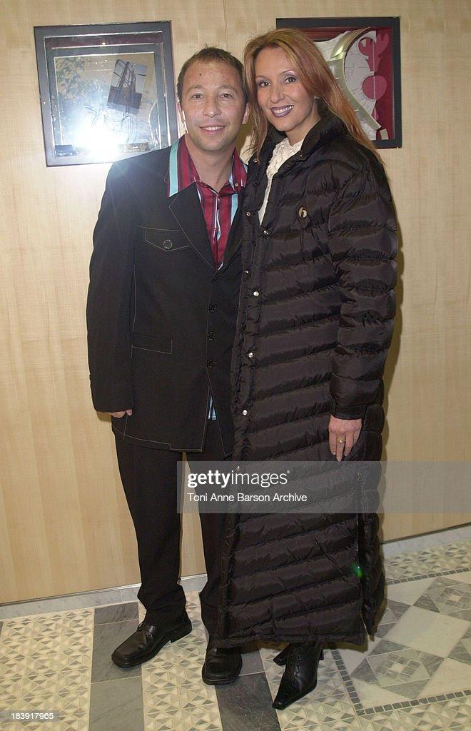 World Music Awards 2002 - Arrivals