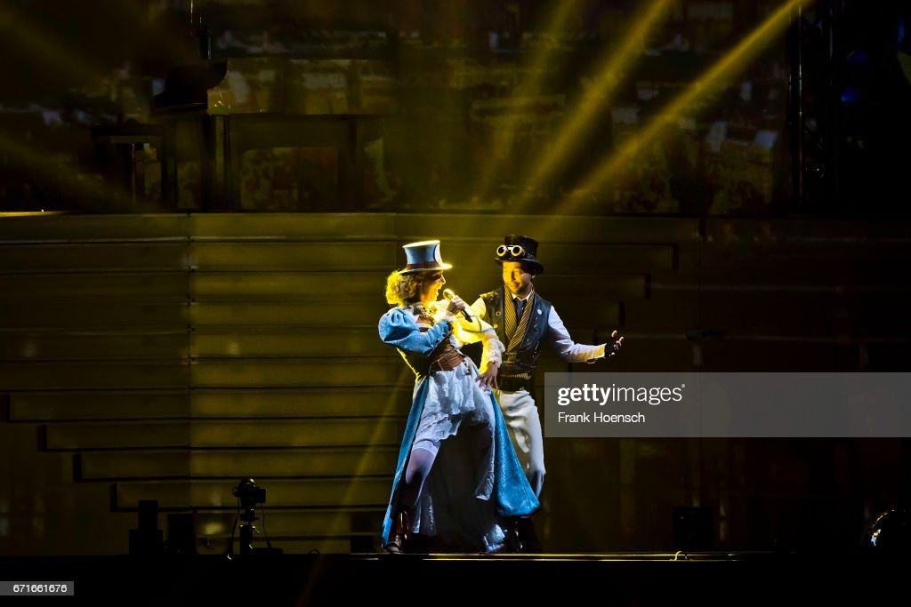 DJ Bobo Performs In Berlin
